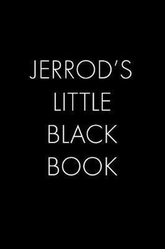 Jerrod's Little Black Book