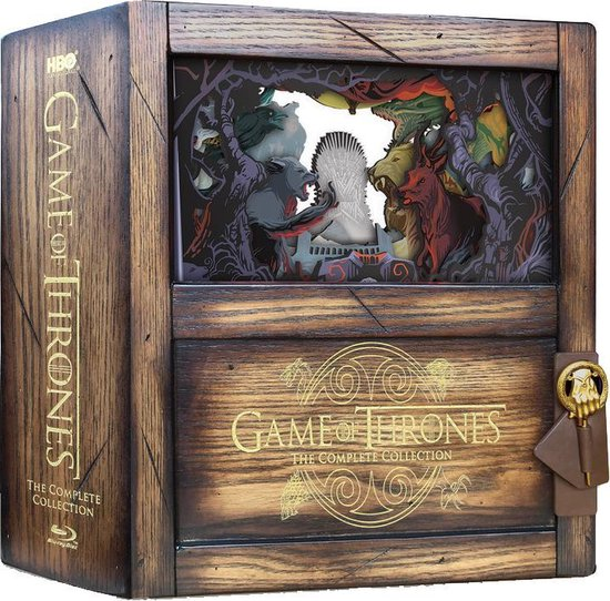 Game of Thrones - The Complete Collection: Seizoen 1 t/m 8 (Blu-ray) (Collector's Edition)