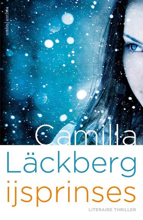 Boek cover Fjällbacka - IJsprinses van Camilla Läckberg (Onbekend)