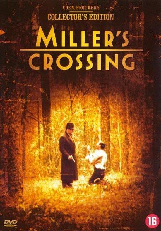 Cover van de film 'Miller's Crossing'