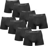 Puma Boxershorts 8-pack Zwart-S