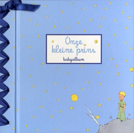 Boek cover De kleine prins - De kleine prins van Veltman Uitgevers (Hardcover)