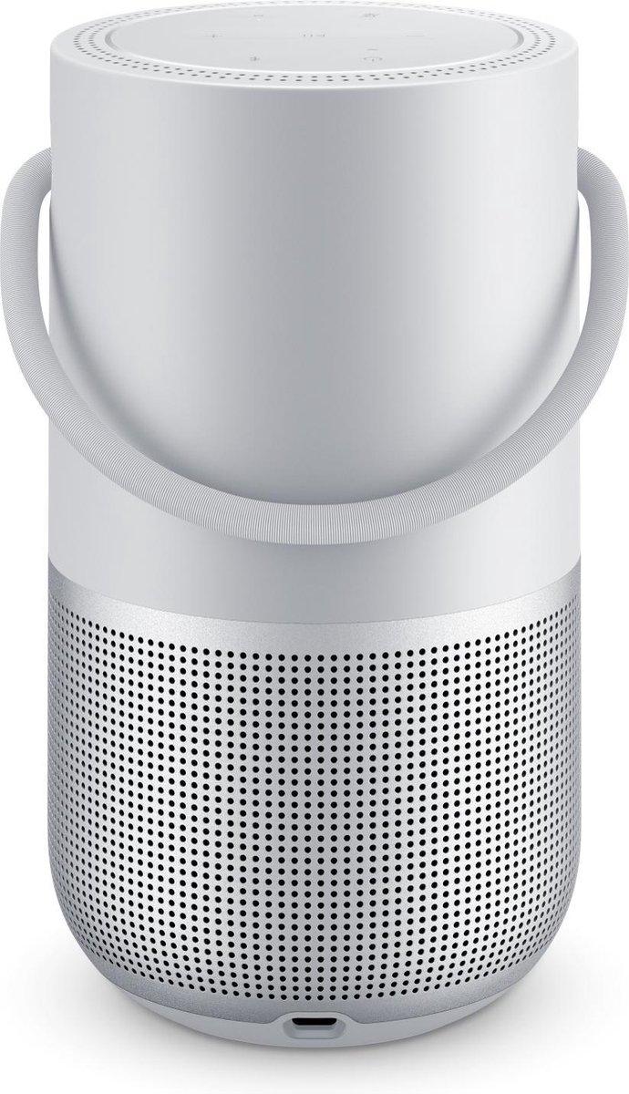 Bose Home Speaker – Draadloze speaker – Zilver