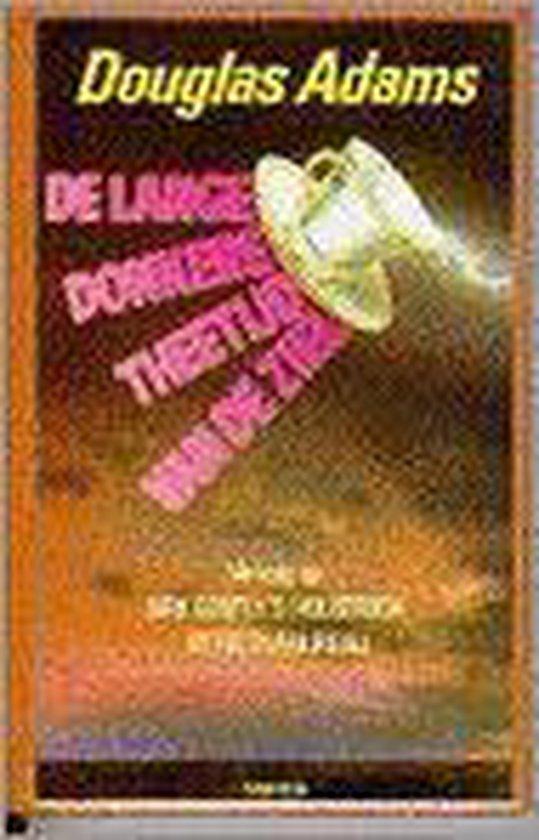 Lange donkere theetijd van de ziel - Douglas Adams |