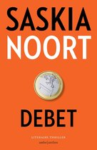 Boek cover Debet van Saskia Noort (Paperback)