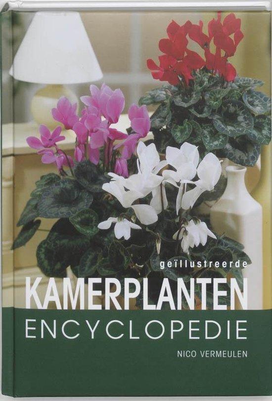 Geillustreerde kamerplanten encyclopedie - N. Vermeulen |