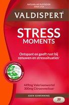 Valdispert Stress Moments Voedingssupplementen - 20 Tabletten