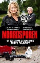 Boek cover Moordsporen van Jolande van der Graaf (Paperback)
