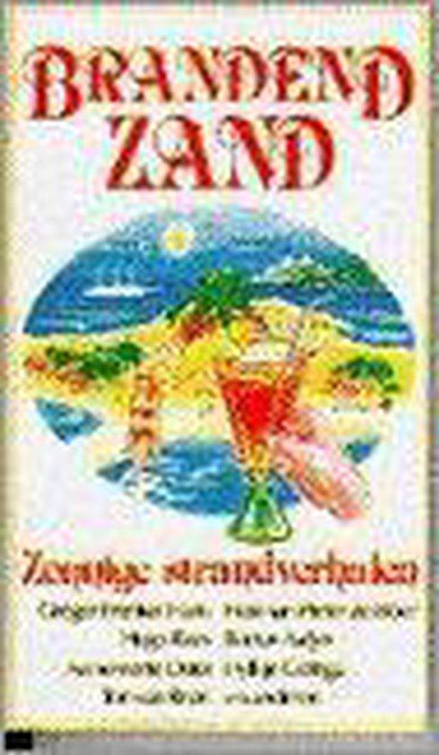 BRANDEND ZAND. ZONNIGE STRANDVERHAL - none  