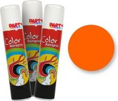 Oranje Gekleurde Haarspray - Fantasy Make-up 75ml