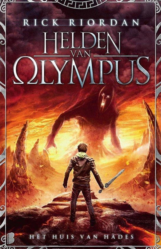 Helden van Olympus 4 - Het huis van Hades - Rick Riordan |