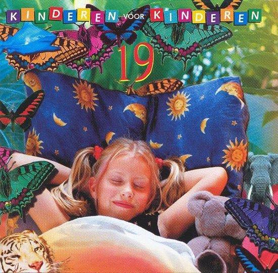 CD cover van Deel 19 van Kinderen voor Kinderen