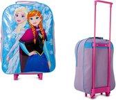 Frozen trolley - Anna en Elsa reiskoffertje