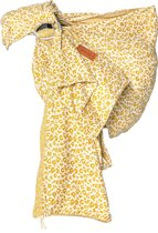 ByKay - Ringsling - Yellow Leopard