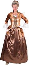 Koning Prins & Adel Kostuum | Dure Adellijke Freule | Vrouw | Large | Carnaval kostuum | Verkleedkleding