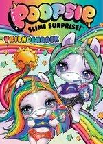 Omslag Vriendenboekje Poopsie - slime surprise - vriendenboek