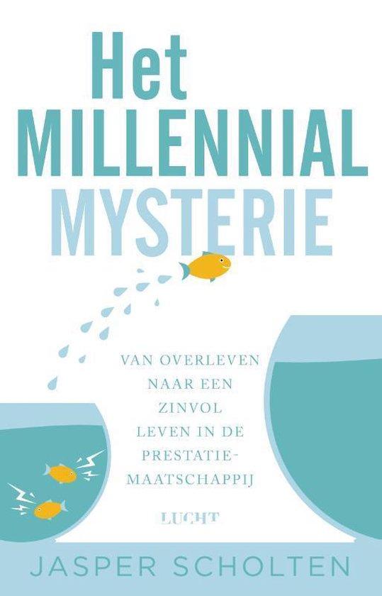 Het millennial mysterie - Jasper Scholten   Readingchampions.org.uk