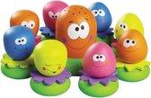 TOMY Octopus Familie - Badspeelgoed