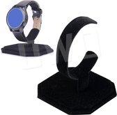 OWO - horloge sieraden armband - houder - standaard - display - zwart