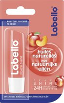 Labello Fruity Shine Peach Lippenbalsem - 5.5ml