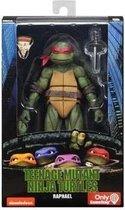 Teenage Mutant Ninja Turtles- 1990 Movie Raphael Action Figure 18cm