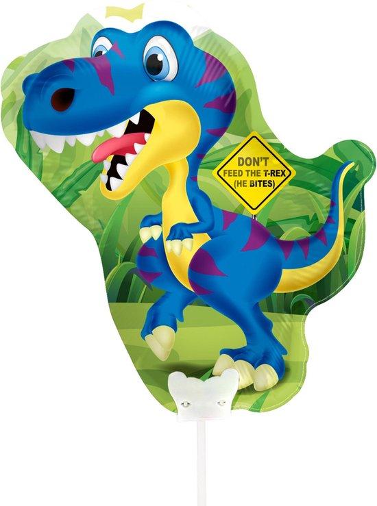FOLAT BV - Aluminium dinosaurus ballon - Decoratie > Ballonnen