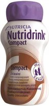 Nutridrink Compact Chocolade - 4 x 125 ml