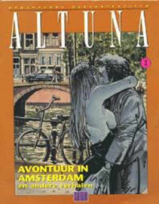 Opwindende gebeurtenissen 3: avontuur in Amsterdam en andere verhalen - Horacio Altuna |