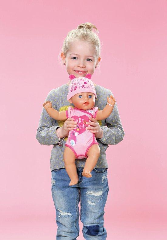 BABY born® Interactieve Babypop - Soft Touch - 43cm