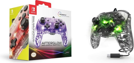 Afterglow Bedrade Deluxe Controller - Nintendo Switch