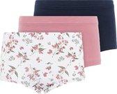 Name it Meisjes 3-Pack Onderbroeken - Heather Rose - Maat 104