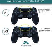 PS4 Controller Buttons Pro V1 Rood Chrome