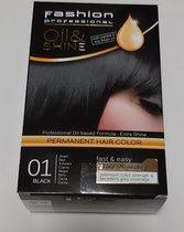 Haarverf-Fashion-profesional-zwart haar-permanent color