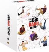 The Big Bang Theory - Seizoen 1 t/m 12 (Complete TV-serie)