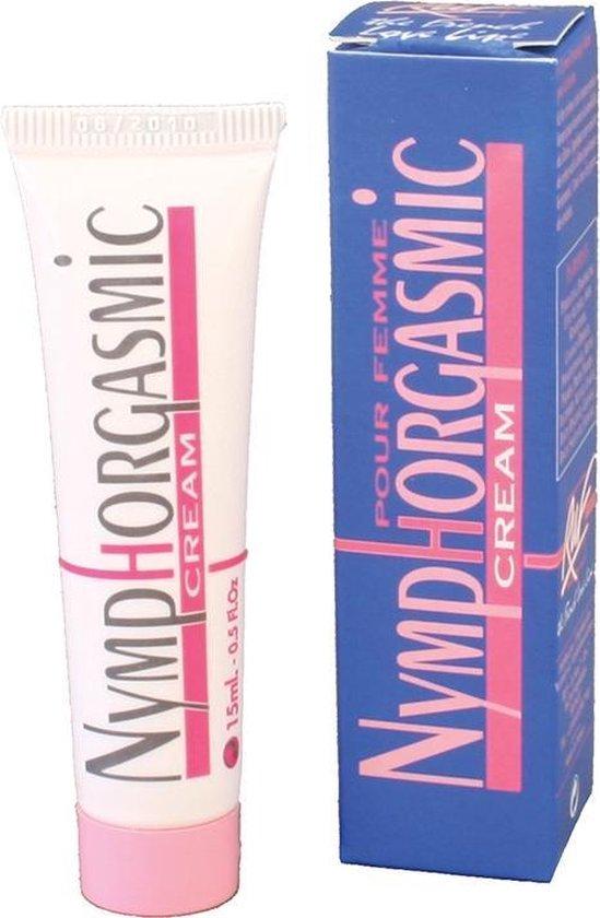 Ruf-Nymphorgasmic Cream-Creams&lotions&sprays