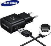 Samsung USB-C Fast Charger - Zwart - Geschikt voor toestellen vanaf Samsung Galaxy S8 -