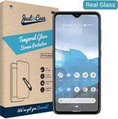Nokia 6.2 / 7.2 Screenprotector van gehard glas - Just in Case