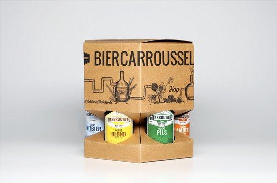 De Biercarroussel, Bierpakket