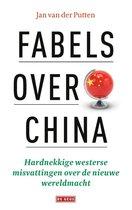 Boek cover Fabels over China van Jan van der Putten