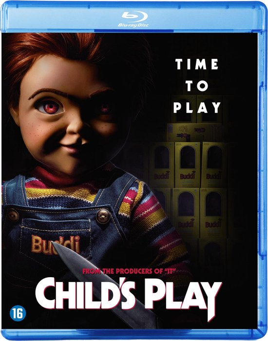 Child's Play (2019) (Blu-ray)