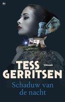 Boek cover Schaduw van de nacht van Tess Gerritsen (Onbekend)