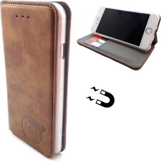 Samsung Galaxy Note 10 Plus Bronzed Brown Ultra Dun Portemonnee Hoesje Lederen Wallet Case TPU Book Case Flip Cover Boek 360º beschermend