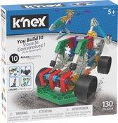 K'NEX - You build it - Bouwset - 130 onderdelen