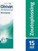 Otrivin Zoutoplossing - 15 ml - Neusspray