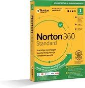 Norton 360 Standard 2020 - 1 Apparaat - 1 Jaar - 10GB - Nederlands - Windows/MAC/Android/iOS Download