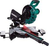 VONROC Afkortzaag – 2200W – Ø254MM – 60 tands zaagblad – Kap-en verstekzaag – Incl. laser & LED