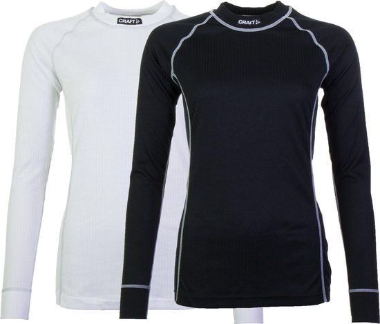 Craft Active 2-Pack Tops Thermoset Dames - Maat L