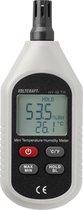 VOLTCRAFT HY-10 TH Luchtvochtigheidsmeter (hygrometer) 0 % Hrel 100 % Hrel
