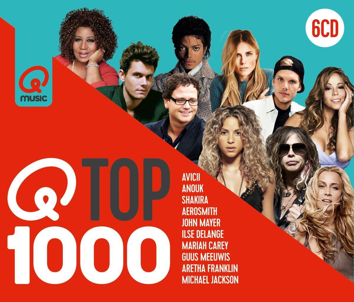Qmusic Top 1000 (2019) - Qmusic (NL)