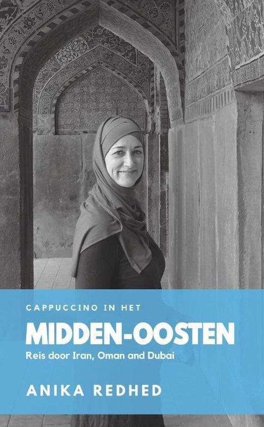 Omslag van het boek Cappuccino in het Midden-Oosten van Anika Redhed.